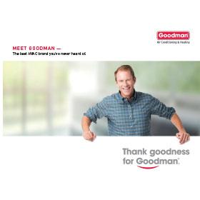 Don't Know Goodman Brochure