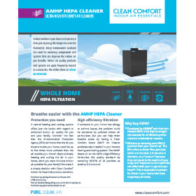AMHP HEPA Cleaner